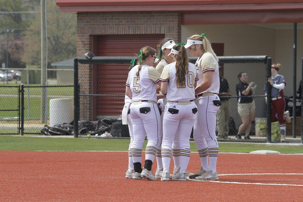 Softball Looking For First Sun Belt Series Win At Georgia Southern