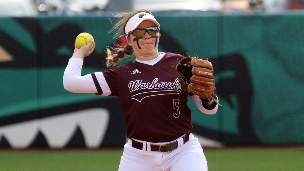 Warhawks Limited To One Hit In Houston Classic Opener Against