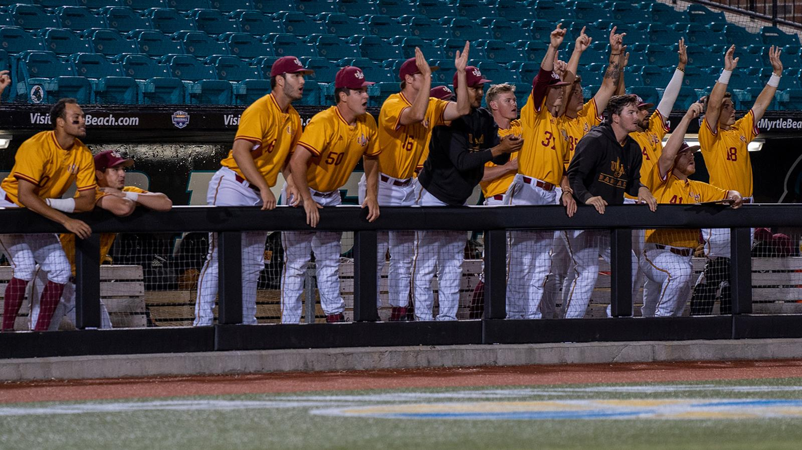 Baseball - University of Louisiana Monroe Athletics