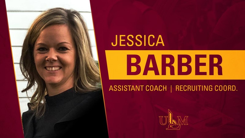 Barber Named ULM Women's Basketball Assistant Coach & Recruiting